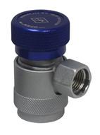 Mastercool 82934-SL Low Side Manual R134a Safetylock Coupler 14 Mm-f X 13 Mm-1