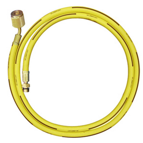 Mastercool 83602 R1234yf 60 Yellow Hose Withbuilt In Shut-off-2