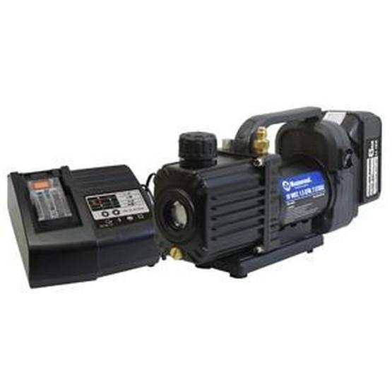 Mastercool 90058-AUT 1.5 Cfm Cordless Vacuum Pumpcomplete Kit-1