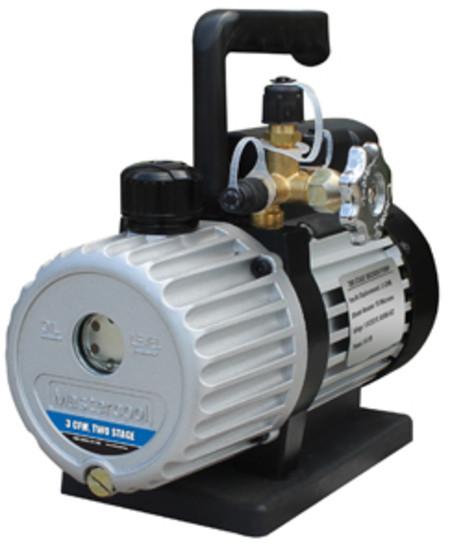 Mastercool 90063-2V-110-B 3 Cfm Two Stage Vacuum Pump-1