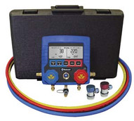 Mastercool 99872-a 72 Digital Manifold Set With Vechicle Specific Data-1