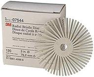 3m Company 07544 Radial Bristle Disc 3 Finewhite Scotch-brite� Roloc�-1