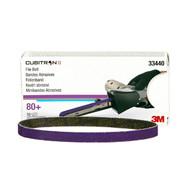 3m Company 33440 3 8 X 13 Cubitron� Ii 80gair Sander File Belt 10pk-1