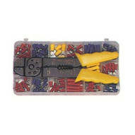 Morris Products 10815 175 Piece Terminal Kit With Crimp Tool-1