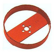 Morris Products 13498 Recessed Lighting Hole Saws - Carbide Grit 6-7 8�-1