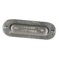 Morris Products 14005 Steel Conduit Body Covers 1-14 - 1-12-1