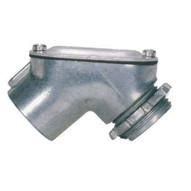 Morris Products 14404 Rigid To Box Pulling Elbows - Zinc Die Cast 12-1