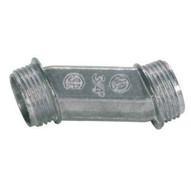 Morris Products 14464 Rigid Offset Nipples - Zinc Die Cast 1-12-1