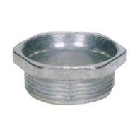 Morris Products 14483 Rigid Nipples - Zinc Die Cast 1-14-1