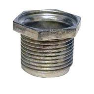 Morris Products 14504 1 Long Conduit Speed Nipple - Zinc Die Cast 1-1