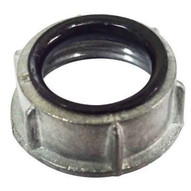 Morris Products 14543 Conduit Bushings With Insulated Throat - Zinc Die Cast 1-14-1