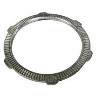Morris Products 14720 Locknuts - Zinc Die Cast 12-1