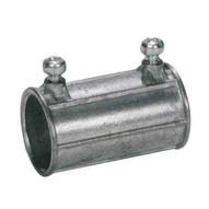 Morris Products 14872 Emt Set Screw Couplings - Zinc Die Cast 1-1