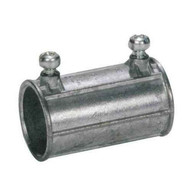 Morris Products 14877 Emt Set Screw Couplings - Zinc Die Cast 3-1
