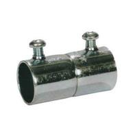 Morris Products 14904 Emt Set Screw Couplings - Steel 1-12-1