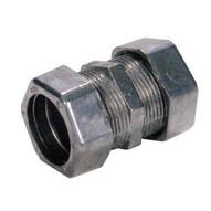 Morris Products 14937 Emt Compression Couplings - Zinc Die Cast 3-1