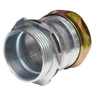 Morris Products 14972 Steel Emt Rain Tight Compression Connectors 1-1