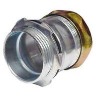 Morris Products 14978 Steel Emt Rain Tight Compression Connectors 3-12-1