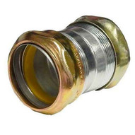 Morris Products 14992 Steel Emt Rain Tight Compression Couplings 1-1
