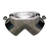 Morris Products 15038 Emt To Emt Set Screw Pulling Elbows - Zinc Die Cast 1-14-1