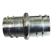 Morris Products 15086 Screw-in Couplings For Greenfieldflex Conduit - Zinc Die Cast 1-1