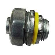 Morris Products 15248 Liquid Tight Connectors - Straight - Zinc Die Cast 3-1
