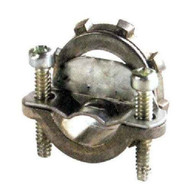 Morris Products 15331 Non-watertight Nm Round Connectors - Zinc Die Cast - 34-1