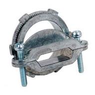 Morris Products 15337 Non-watertight Nm Oval Connectors - Zinc Die Cast - 1-14-1
