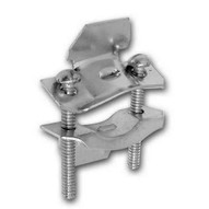 Morris Products 19014 Tilt-in NM Cable Connectors - Steel 1-14-1
