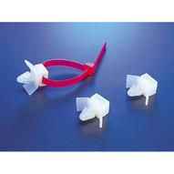 Morris Products 20342 Push Tie Mounts (100 Piece Pack)-1