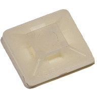 Morris Products 20352 Self-adhesive Tie Mounts 3 4 X 3 4 (100 Piece Pack)-1