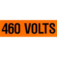 Morris Products 21324 Voltage Markers (1) 208v (5 Piece Pack)-1