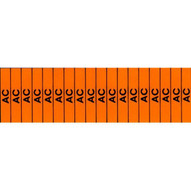 Morris Products 21334 Voltage Markers (18) 220v (5 Piece Pack)-1