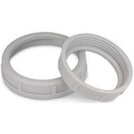 Morris Products 21734 Plastic Insulating Bushings 1 (50 Piece Pack)-1