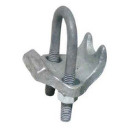 Morris Products 21853 Malleable Right Angle Pipe Clamp 1-1