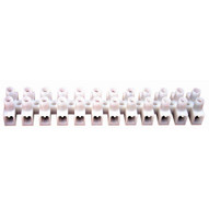 Morris Products 22152 Terminal Blocks 20 Amp Header Card 2 Pack (2 Piece Pack)-1