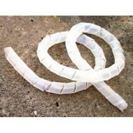 Morris Products 22162 Spiral Wrap Polyethylene .24- 1.18 100'-1