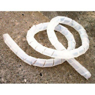Morris Products 22165 Spiral Wrap Polyethylene .47- 1.38 100'-1