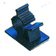 Morris Products 22476 Adjustable Cable Clamp .50-.61 (10 Piece Pack)-1