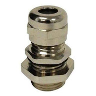 Morris Products 22603 Metal Cable Glands - Npt Thread 34 .51 - .71-1