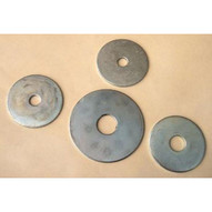 Morris Products 30632 Fender Washers 1 4 X 1� (100 Piece Pack)-1