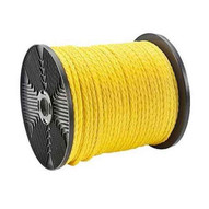 Morris Products 31916 Twisted Polypropylene Pull Rope 38 Dia 300 Ft 2430 Lb Tensile-1
