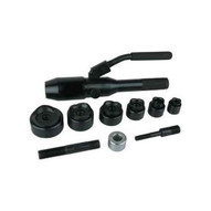 Morris Products 50402 Hole Punch Kit - Hydraulic Tool 12 To 2-1