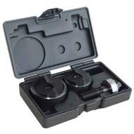 Morris Products 50423 Hole Punchdie Set - Split Slug - 1-12 To 2-1