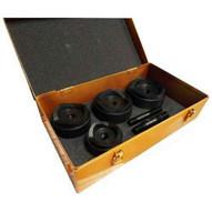 Morris Products 50425 Hole Punchdie Set - Split Slug - 2-12 To 4-1