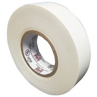 Morris Products 60112 7 Mil Professional Grade Vinyl Electrical Tape White 34 X 66'-1