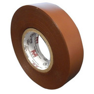Morris Products 60116 7 Mil Professional Grade Vinyl Electrical Tape Brown 34 X 66'-1
