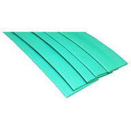 Morris Products 68406 Thin Wall Heat Shrink Tubing .484-.234 4' Green-1