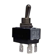 Morris Products 70101 Heavy Duty 2 Pole Toggle Switches Dpst On-off Quick Connect Terminals-1