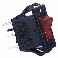 Morris Products 70190 Lighted Rocker Switch Spst On-off-1